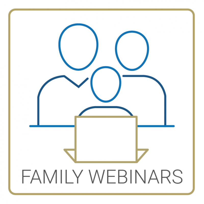 Family Webinars